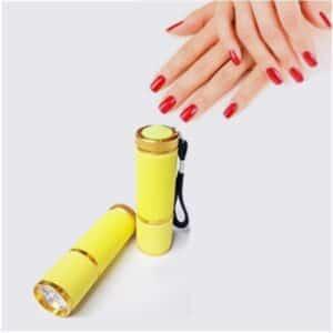 Nešiojama mini LED nagų lempa 9W
