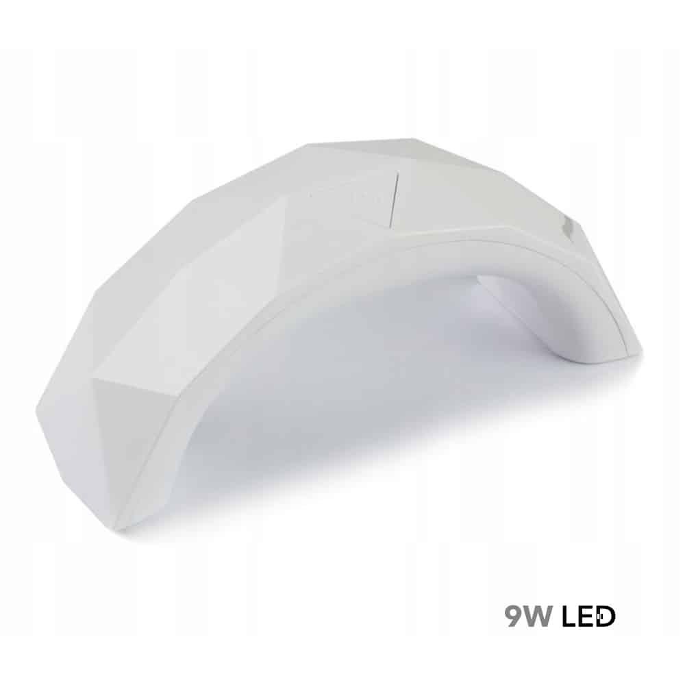 9w LED nagu lempa diamond