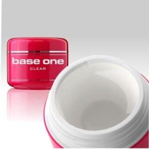 UV nagų gelis Base One Clear