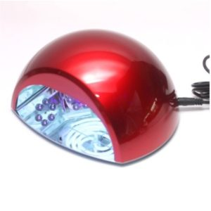 15W CCFL+LED nagų lempa