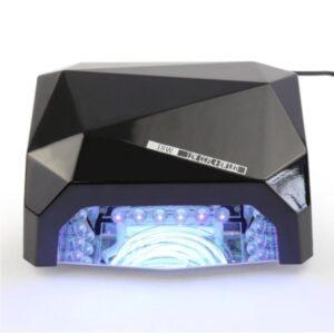 Rombo formos 18W LED ir UV nagų lempa